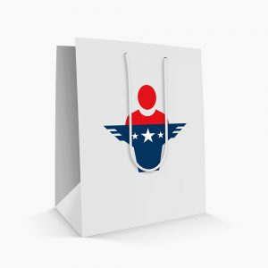 White Election Shopping Bag WooCommerce Product - Politic WordPress Theme
